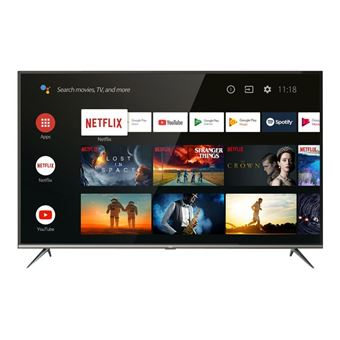 TV LED 50'' TCL 50EP640 4K UHD HDR Smart TV