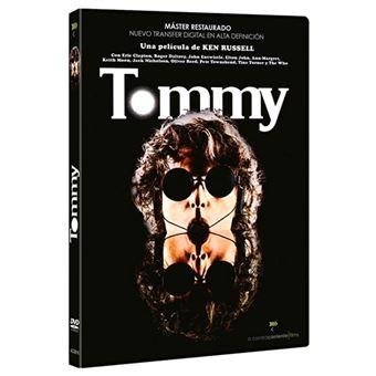 Tommy V.O.S. - DVD