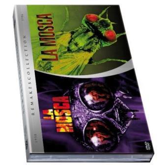 Pack la mosca (1958) + (1986) - DVD