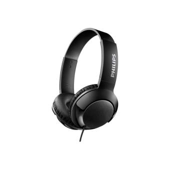 Auriculares Philips BASS+ SHL3070BK Negro