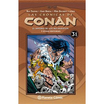 Crónicas de Conan nº 31/34
