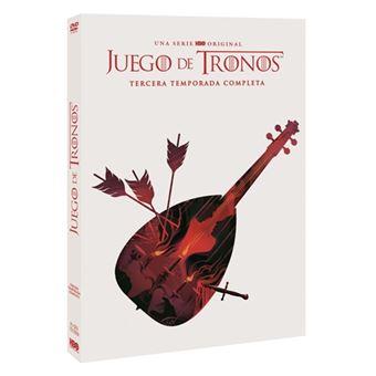Juego de Tronos - Temporada 3 - Ed. Limitada DVD