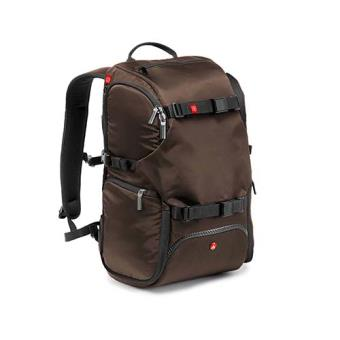 Manfrotto - Mochila Travel Backpack - Marrón