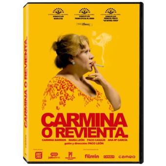 Carmina o revienta - DVD
