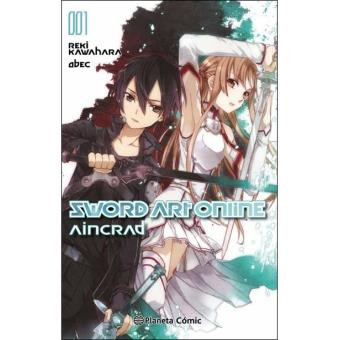 Sword Art Online. Aincrad 1/2 (novela)