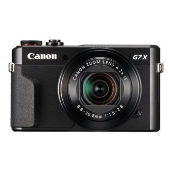 Cámara compacta Canon PowerShot G7 X Mark II (Producto Reacondicionado)