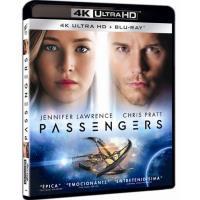 Passengers (2016  - UHD + Blu-Ray