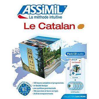Pack El catalán sin esfuerzo alumno - Libro + CD
