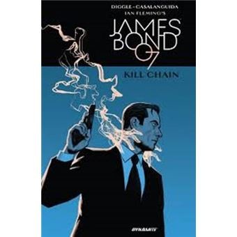 James bond 007 Nº6 Lista mortal