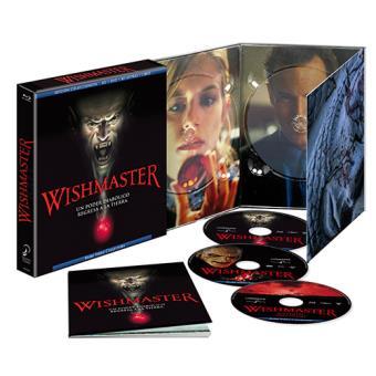Wishmaster  Ed Coleccionista - Blu-Ray