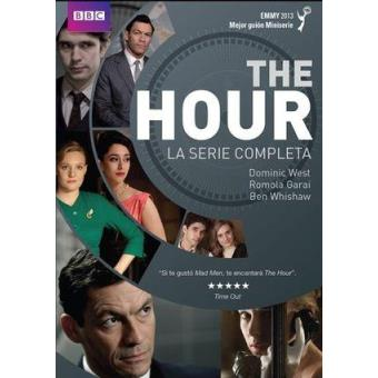 Pack The Hour (V.O.S.) (Serie completa) - DVD