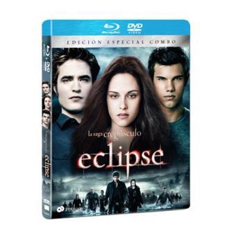 Crepúsculo: Eclipse - Steelbook Blu-Ray + DVD