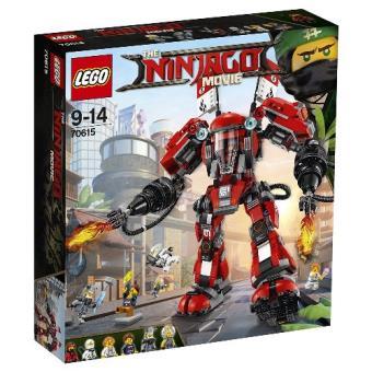 LEGO Ninjago - Robot del fuego