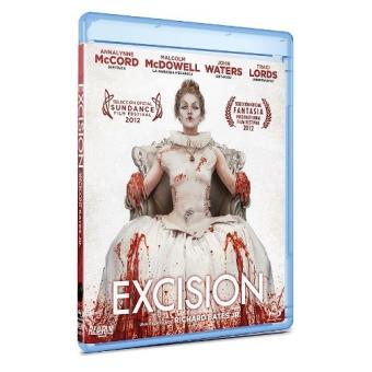 Excision - 2012 - Blu-ray