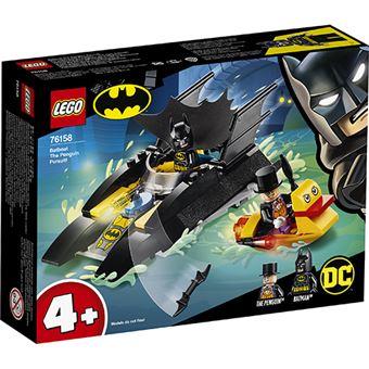 LEGO Super Heroes DC Batman 76158 ¡Caza del Pingüino en la Batlancha!