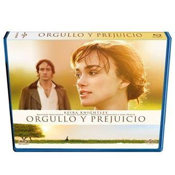 Orgullo y Prejuicio - Blu-Ray Ed Horizontal