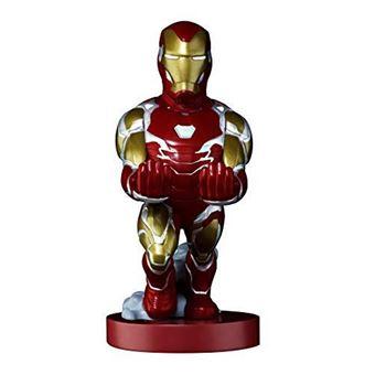 Cargador de mando Cable Guy - Marvel Iron Man - PS4