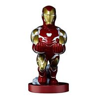 Cargador de mando Cable Guy - Marvel Iron Man - PS4