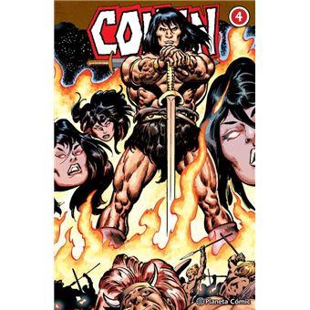 Conan El Bárbaro - Integral 4 (de 10)