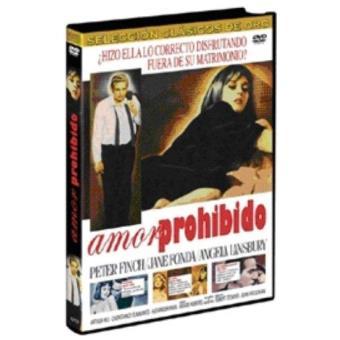 Amor prohibido - DVD