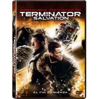 Terminator Salvation - DVD