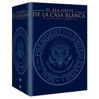 Pack El ala oeste de la Casa Blanca Serie Completa - DVD