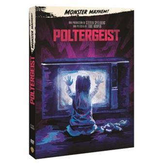 Poltergeist - Ed Mayhem - DVD