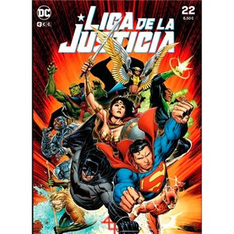 Liga de la Justicia 100/22 - Portada especial
