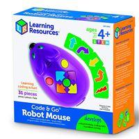 Ratón robot programable Jack