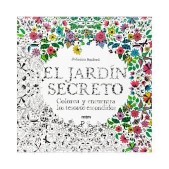 El Jardín Secreto Johanna Basford 5 En Libros Fnac