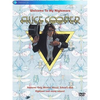 Welcome to My Nightmare - DVD