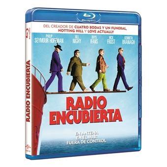 Radio encubierta - Blu-ray