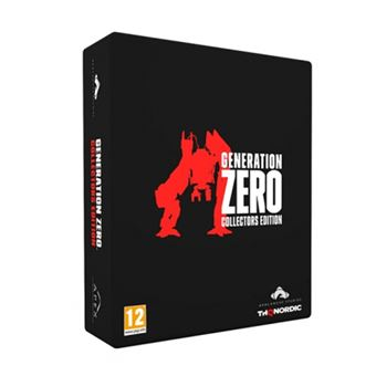 Generation Zero Collector's Edition PS4