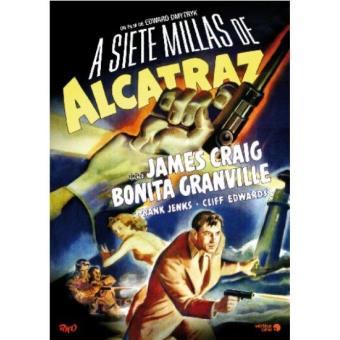 A siete millas de Alcatraz - DVD