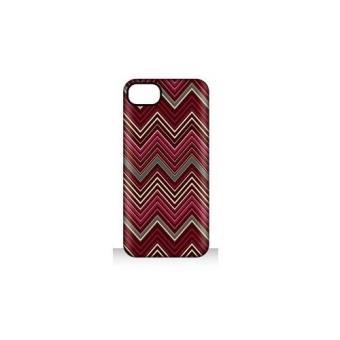 Griffin Carcasa Chevron Ruby para iPhone 5