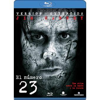 El número 23: Versión extendida - Blu-Ray