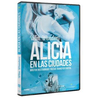 Alicia en las ciudades (V.O.S.) - DVD
