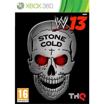 WWE 13 Collector's Edition Xbox 360