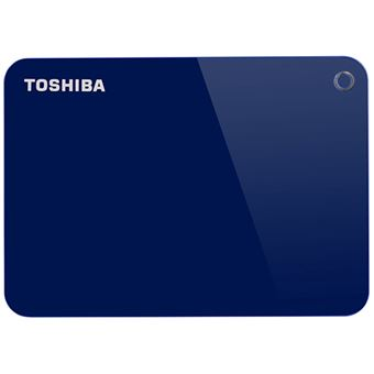 Disco duro portátil Toshiba Canvio Advance 2TB 2,5'' Azul