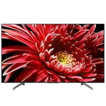 TV LED 75'' Sony Bravia KD-75XG8599 4K UHD HDR Smart TV Negro