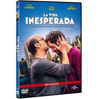 La vida inesperada - DVD