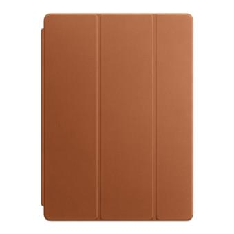 "Funda Apple Leather Smart Cover para iPad Pro 12,9"" Marrón caramelo"