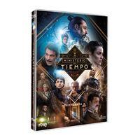 El Ministerio del Tiempo Temporada 4 - DVD