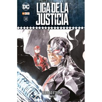 Liga de la Justicia 10