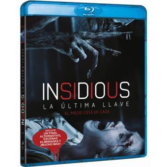 Insidious: La última llave - Blu-Ray