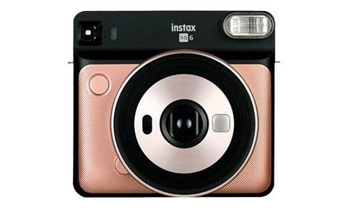 Cámara instantánea Fujifilm Instax SQ6 Oro