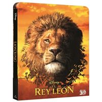 El Rey León (2019) - Steelbook Blu-Ray