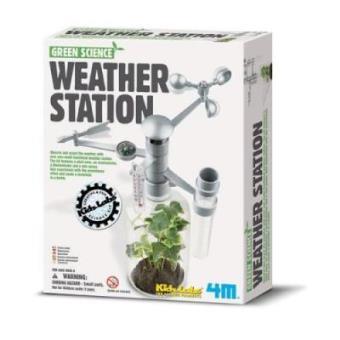 Crea y juega Estación meteorológica