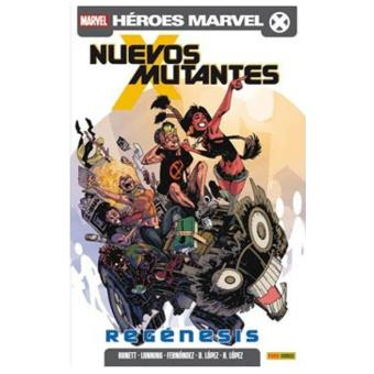 Nuevos Mutantes 5. Regénesis