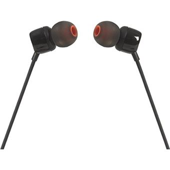 Auriculares JBL T110 Negro